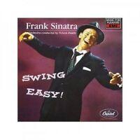 FRANK SINATRA - SWING EASY!  CD 16 TRACKS INTERNATIONAL POP NEU