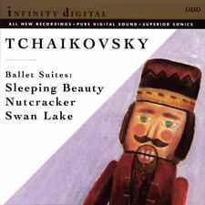 Royal Philharmonic Orchestra, P.I. Tchaikovsky - Ballet Suites [New CD]