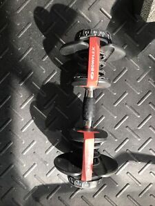 Bowflex Select Tech 552 Series 2 Dumbbell Replacement #2 Weight Plate 2.5 Lb FS