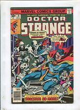 """DR. STRANGE #19 """"SORCERER NO MORE!"""" (6.0) 1976"""