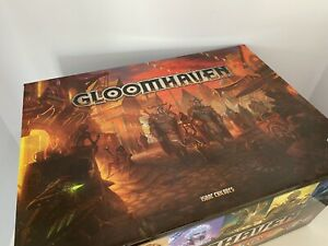 Gloomhaven Isaac Childres Board Game New not Sealed Never Played