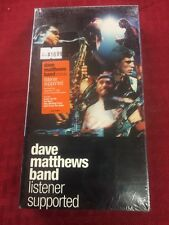 Dave Matthews Band - Listener Supported VHS  BRAND NEW SEALED