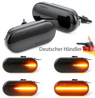 2x Dynamische LED Seitenblinker Blinker VW T5 GOLF 3 4 Polo Bora Seat Ford Galax