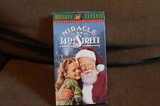 Miracle on 34th Street (VHS, 2001)