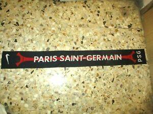 echarpe scarf ancienne PSG PARIS SAINT GERMAIN 2009 NIKE ultras maillot