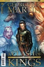 Game Of Thrones Clash Of Kings #6 Cover A Comic Book 2017 - Dynamite