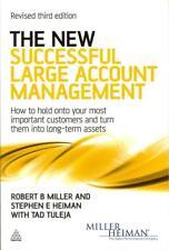 The New Successful Large Account Management von Tad Tuleja, Stephen E. Heiman un
