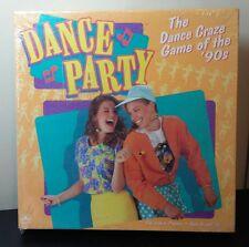 Dance Party The Dance Craze Game of the '90s NIB fun dancing 1991 retro