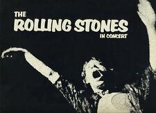 ROLLING STONES 1972 Exile Tour Concert Program Programme Book
