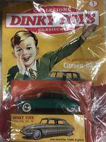 DINKY TOYS (ed.2016/17) 1* CITROEN DS 19