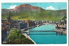 CPA - Carte postale - FRANCE -  Grenoble - Le Moucherotte et l'Isère 1919 - S228