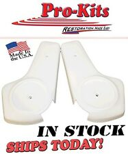 New Mopar 72-74 Challenger Cuda 71 + Duster Charger Dart Bucket Seat Hinge Cover