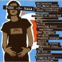PUNK O RAMA VII CD NEU ROCK MIT PENNYWISE