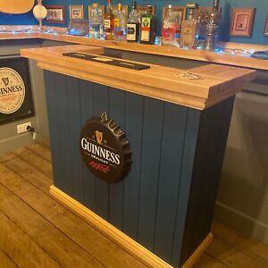 Oak Home Drinks Bar