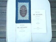 BUFFON 1835 VIGNETTE SUR ACIER QUADRUPEDES II PL 89 CHEVRE SAUTANTE KLIP SPRINGE