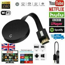 For Google 2021 Chromecast 4rd Gen HDMI Digital Video HD 1080P Media TV Streamer