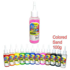 Donerland Color Sand Art Craft Kit 12 Color - 100g - Pick