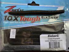 ZMan ZinkerZ Junebug 5/' Worms