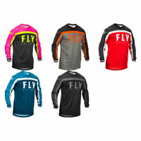 2020 Fly Racing F-16 Jersey - Motocross Offroad Dirt Bike - Youth/Adult