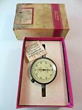 Vintage Lufkin 2 12 Inch Dial Indicator 3 C50 125 Nos Usa