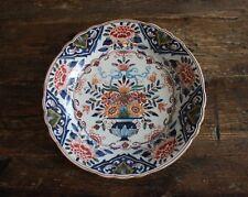 Sehr schöner Wandteller Teller  Keramikteller Schale  *Makkum* handbemalt