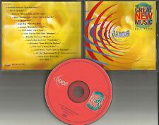 PROMO SAMPLER CD MADONNA Staind DISTURBED LeAnn Rimes STEVIE NICKS Sugar ray WEA