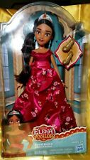 Disney's first Latin Princess, Elena of Avalor in Royal Gown. New in box.