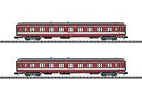"""Minitrix / Trix N 15951 Schnellzugwagen-Set """"Le Capitole 2"""" der SNCF - NEU + OVP"""