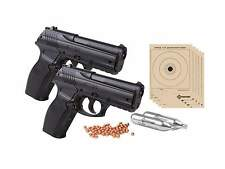 Crosman C11 Double Down BB Gun Kit - 0.177 cal - 20rd BB Mag Hours of Easy Shoot