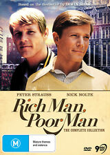 Rich Man, Poor Man - Complete Series Collection DVD  (New/Sealed) PREORDER