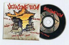 PROMO RAP CD HEXAGONE 2001 RIEN N'A CHANGE (TITRES DE RENAUD SECHAN)