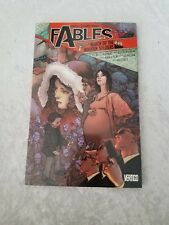 FABLES TPB #4 March of the Wooden Soldiers / English / VERTIGO / 2004