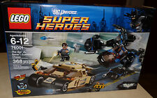 NEW Lego DC Super Heroes BAT VS BANE TUMBLER CHASE Set #76001 Factory Sealed NIB