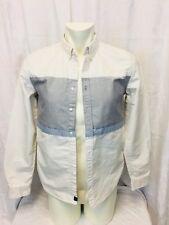 Puma BWG Color Block Long Sleeved Shirt Medium Mens