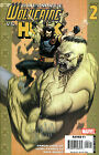 ULTIMATE WOLVERINE VS. HULK #2 SIGNED BY ARTIST LEINIL FRANCIS YU