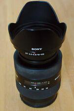 Sony 16-105 per Sony Alpha A Mount