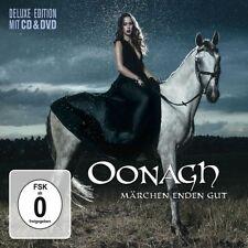 OONAGH - MÄRCHEN ENDEN GUT (DELUXE EDITION)  CD+DVD NEW