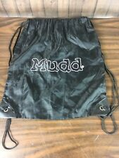 857cbbd8b56f Mudd Black Nylon Shoulder Bag Pack Soccer Practice Gym Cleats Shoes  Equipment