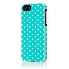 Uncommonly Rare 'Uncommon' Protective Deflector Case for iPhone 5 - Teal & Dots#