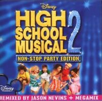 HIGH SCHOOL MUSICAL 2-NON STOP SOUNDTRACK CD OST NEW!