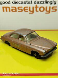Matchbox Lesney No.28c Jaguar Mk 10 1964 Original Vintage Diecast.
