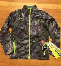 533d6971236ca Under Armour Mossy Oak Hunting Coats & Jackets for sale   eBay