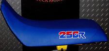 HONDA ATC 250r seat cover 1985  1986 with logo!