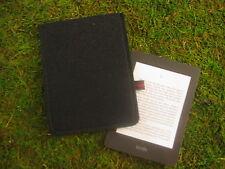 Kindle paperwhite 3G 2014 ebook Reader Hülle Tasche Case Filz schwarz  -  NEU