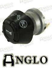 Case International Headlight Light Switch & Horn Tractor IH 485 585 685 785 885