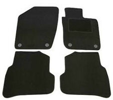 VW Volkswagen Polo 2009 Onwards Tailored Fitted Car Mats Free Coloured Edging