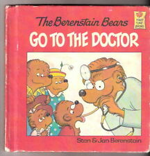 Berenstain Bears GO TO THE DOCTOR  EX  pic cover