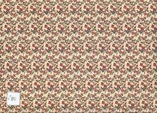 World /& Model 34503 Heavy  Wallpaper dollhouse 1pc