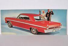 Vintage 1963 Jetfire by Oldsmobile Advertising Postcard