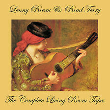 LENNY BREAU & BRAD TERRY - COMPLETE LIVING ROOM TAPES - 2 CD'S - ART OF LIFE